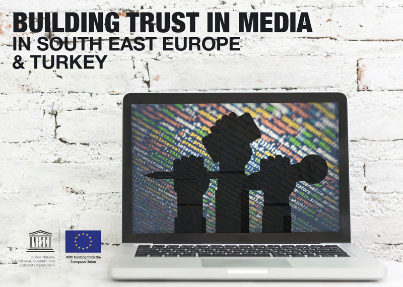 Building trust in media in SEE Turkey 1