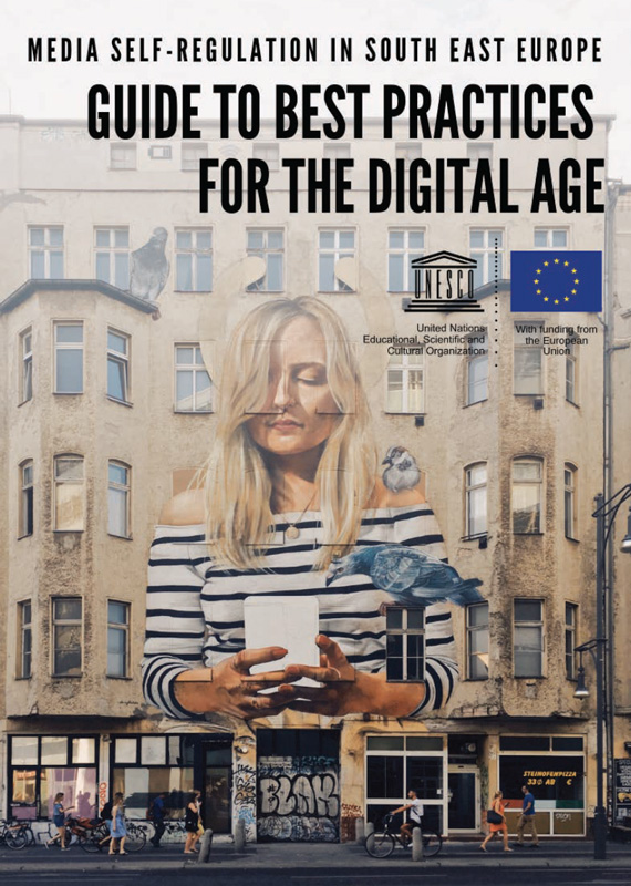 Media self regulation in SEE Guide to best practices for the digital age 1